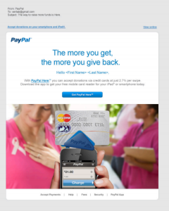 PayPal Email 2